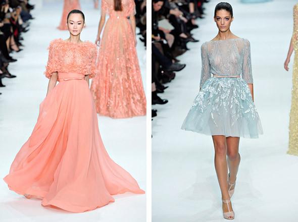 Elie Saab Spring 2012 Haute Couture . Изображение № 7.