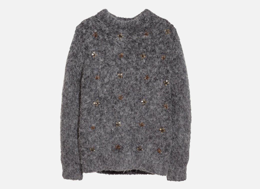10 красивых и теплых свитеров в подарок. Изображение № 4.