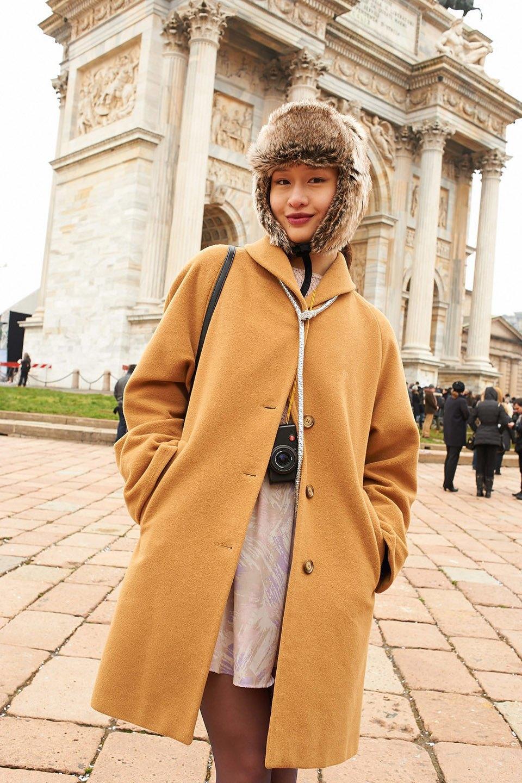 Стритстайл: Неделя моды в Милане,  часть III. Изображение № 11.