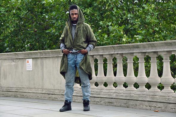 London Fashion Week: Уличный стиль, часть 2. Изображение № 14.