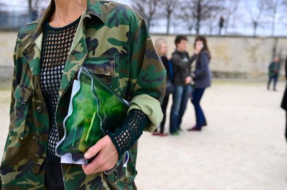 Неделя моды в Париже: Streetstyle. Изображение № 13.