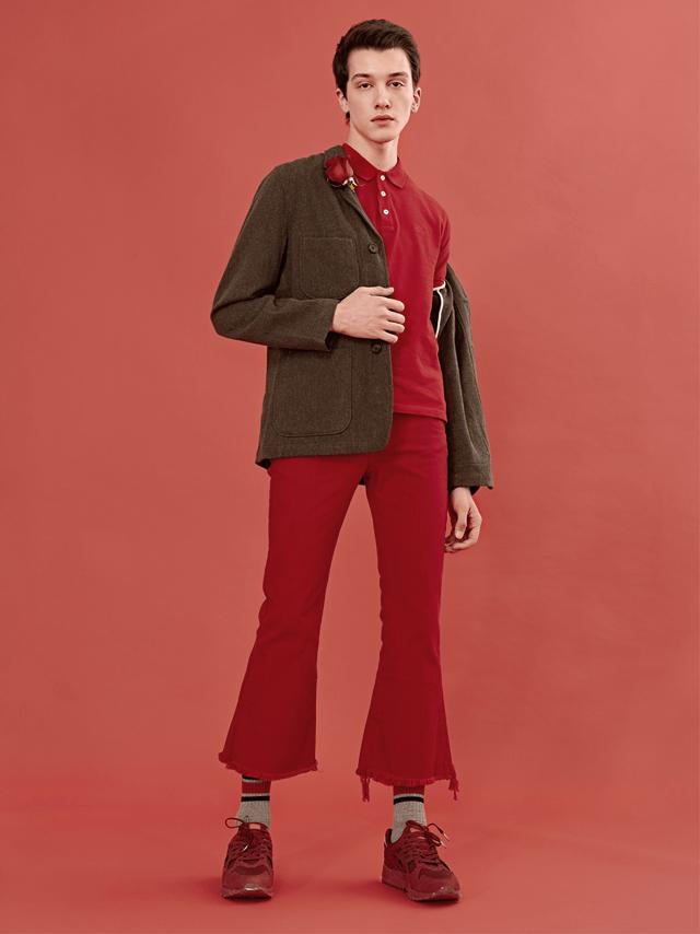 В красном цвете:  Яркие образы для  Нового года и не только. Изображение № 15.