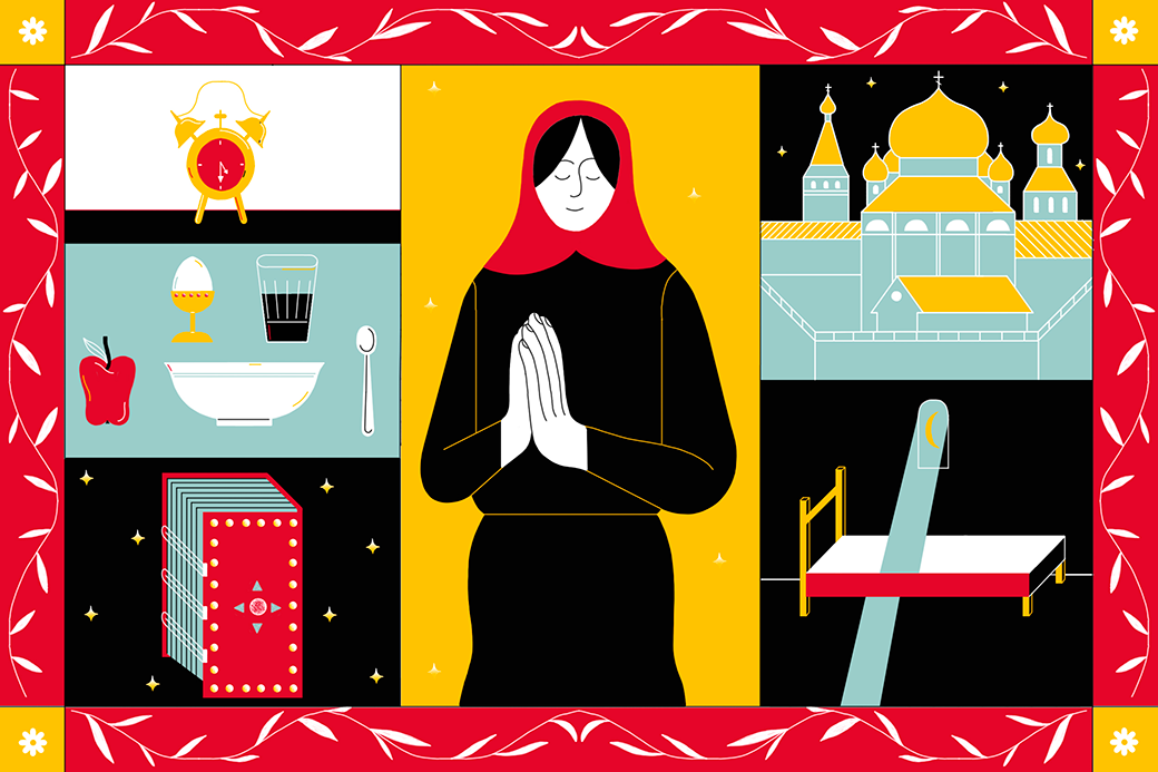 Духовная элита: Как я поступила в школу регентов и теперь живу в Лавре. Изображение № 4.