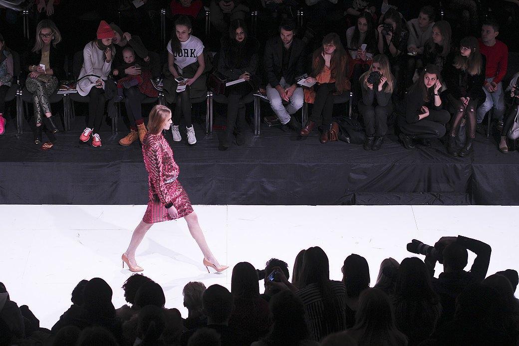 Чрезвычайное положение: Kiev  Fashion Days в снежную бурю. Изображение № 6.