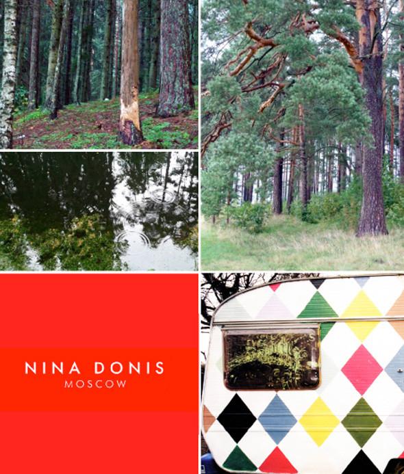 Мудборд коллекции Nina Donis fw 2012. Изображение № 39.