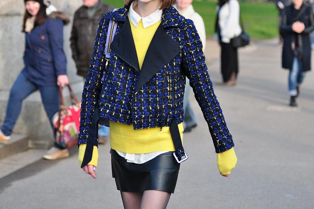 Неделя моды в Лондоне,  часть II. Изображение № 45.