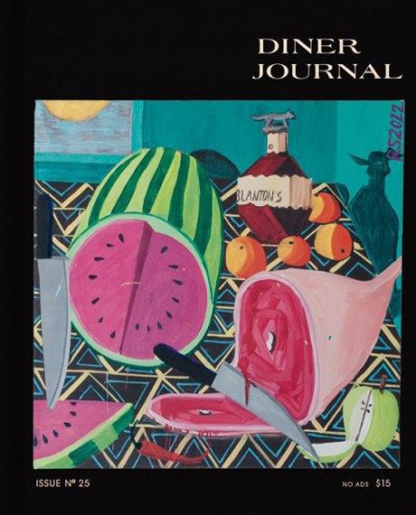 13 нескучных  журналов о еде. Изображение № 10.