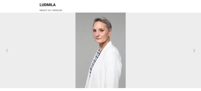 У проекта «Олдушка» появилось агентство пожилых моделей . Изображение № 3.