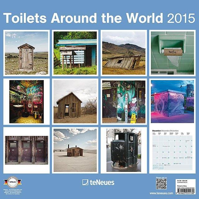 Самые абсурдные  календари на 2015 год. Изображение № 2.