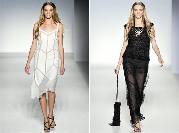 Показы на Milan Fashion Week SS 2012: День 1. Изображение № 10.