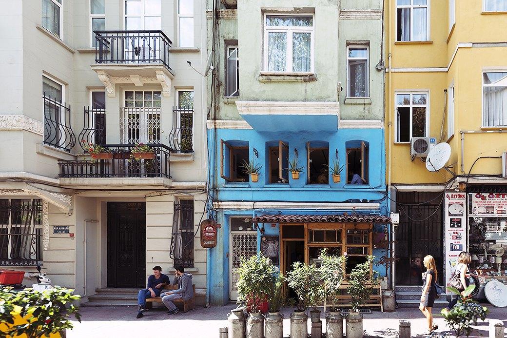 Как я бросила все  и переехала жить  в Стамбул . Изображение № 2.