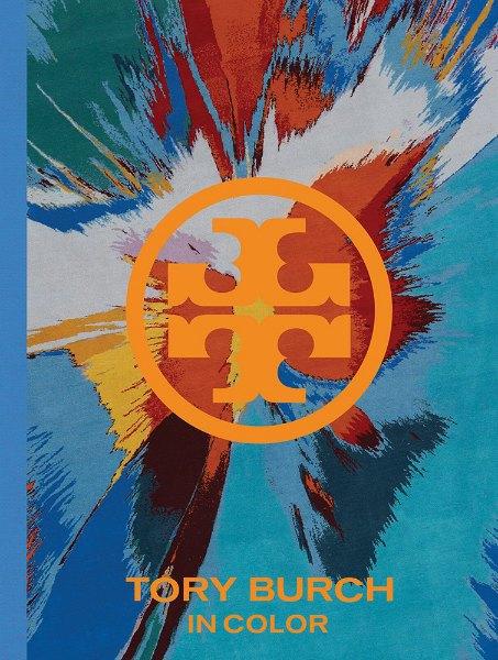 Тори Берч написала книгу о вдохновении, а Дэмьен Херст ее оформил. Изображение № 1.