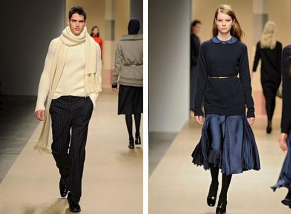 Показы на London Fashion Week AW 2011: день 2. Изображение № 2.