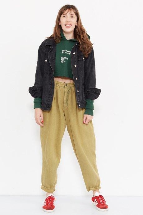Младший редактор Vogue Олеся Седова о любимых нарядах. Изображение № 12.