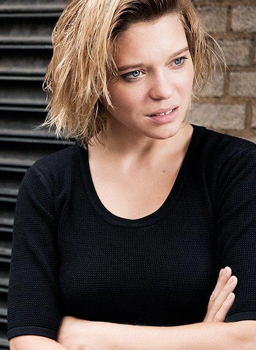 Леа Сейду,  актриса. Изображение № 4.