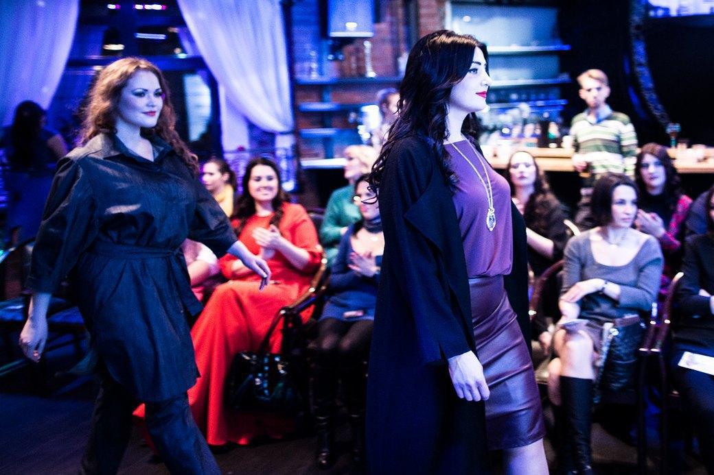 «Полный фэшн»: Что происходит на Дне моды для девушек плюс-сайз. Изображение № 10.