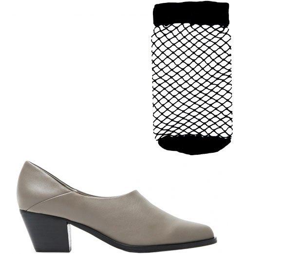 Комбо: Туфли с носками. Изображение № 2.