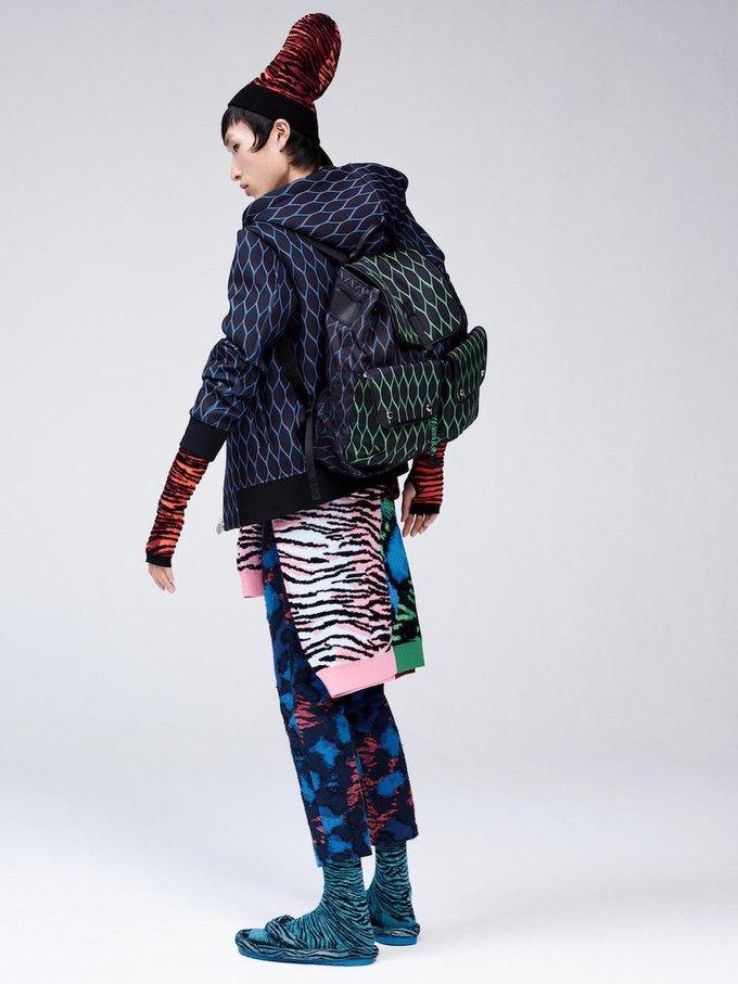 Вышел лукбук коллаборации Kenzo x H&M. Изображение № 40.