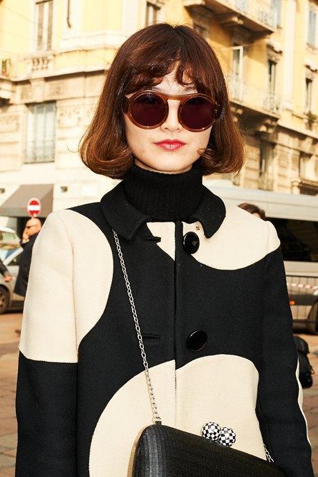 Стритстайл: Неделя моды в Милане,  часть II. Изображение № 27.