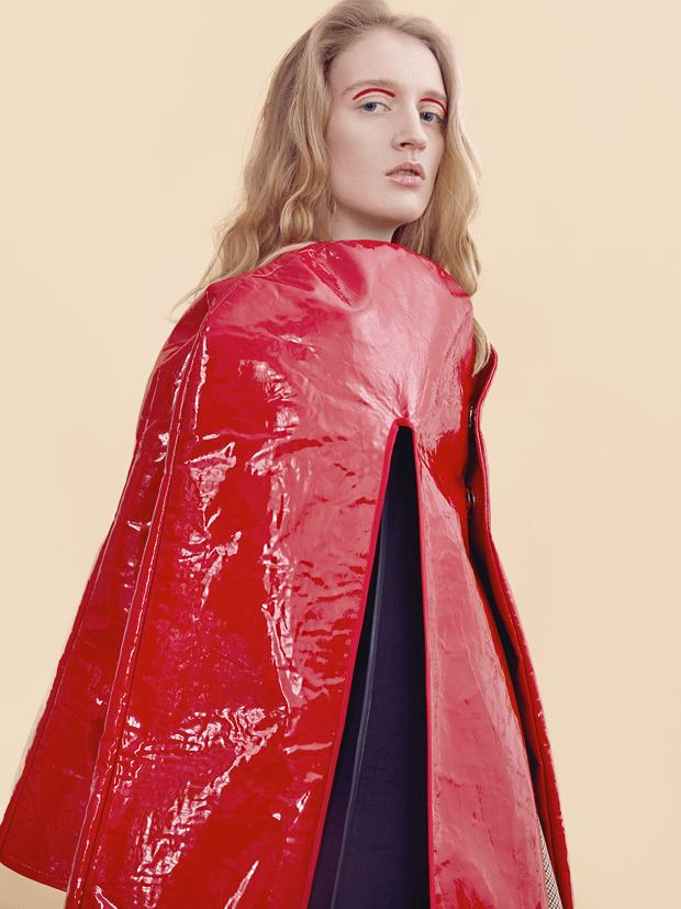В красном цвете:  Яркие образы для  Нового года и не только. Изображение № 17.