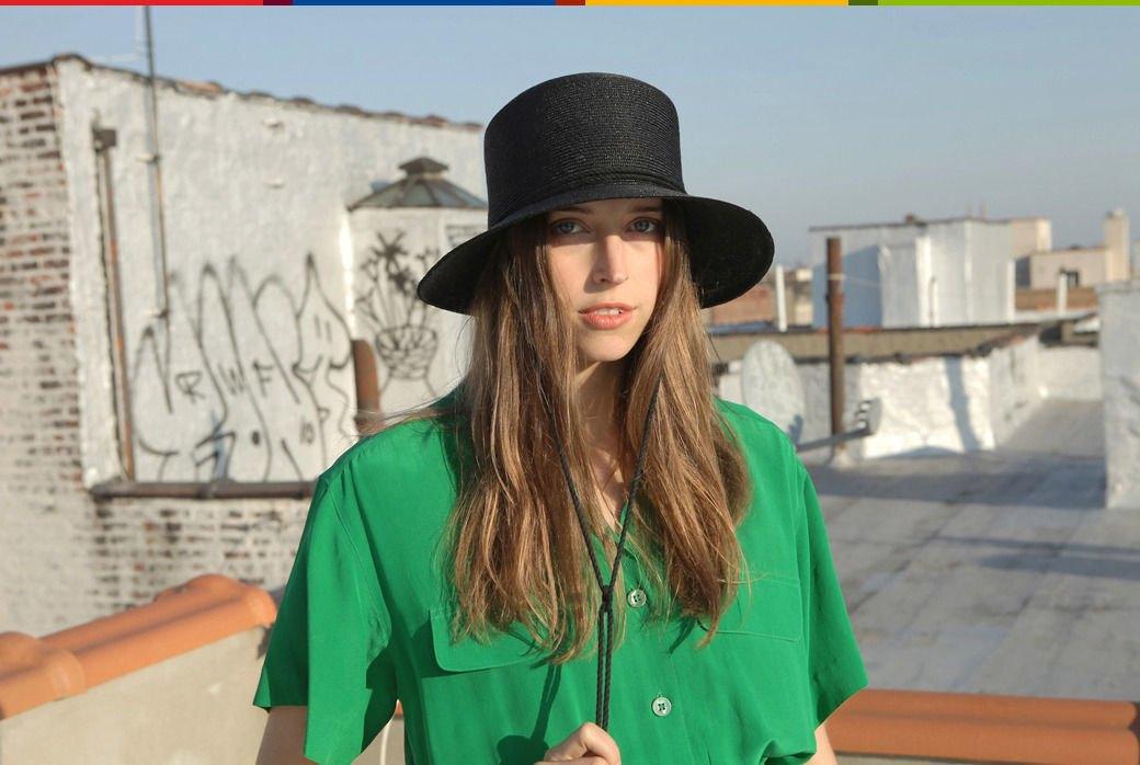 Тело в шляпе: Дизайнер аксессуаров Дани Грифитс и ее коллекция головных уборов. Изображение № 11.