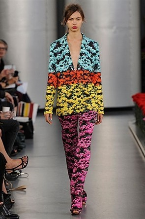 London Fashion Week: Christopher Kane и Mary Katrantzou. Изображение № 17.