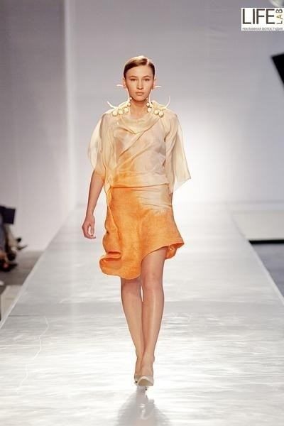 Изображение 6. Aurora Fashion Week 2011: итальянский десант.. Изображение № 6.