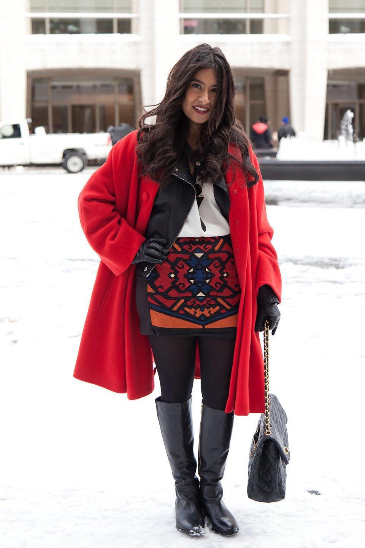 Неделя моды в Нью-Йорке,  часть I. Изображение № 6.
