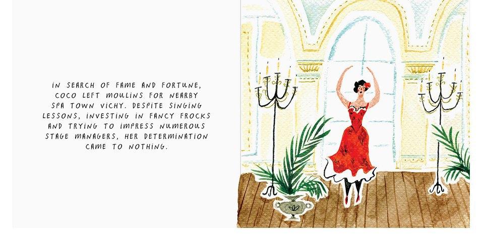 Иллюстрированная биография Коко Шанель. Изображение № 3.