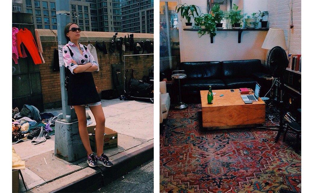 Как я переехала  в Нью-Йорк, чтобы  стать стилистом. Изображение № 5.