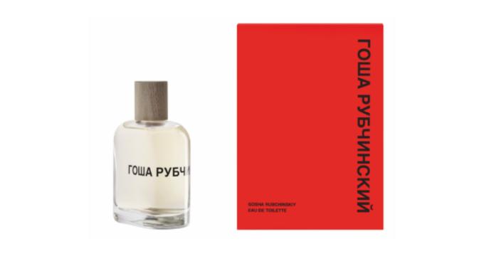 Гоша Рубчинский выпустил первый аромат. Изображение № 1.