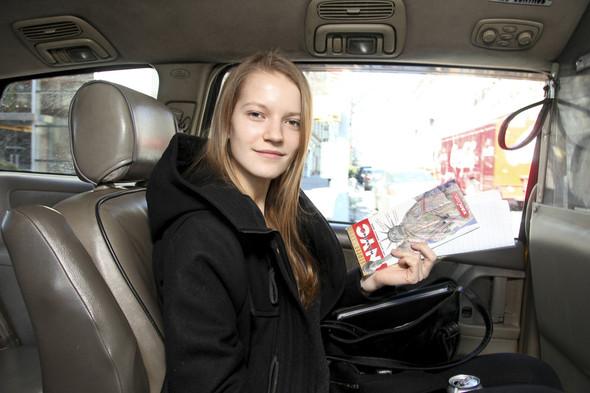 Новые лица: Юлия Сушфаляк, модель. Изображение № 7.