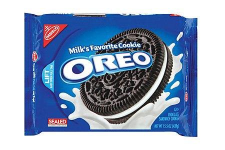 Печенье Oreo вызывает зависимость, схожую с кокаиновой. Изображение № 1.