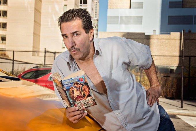 Нью-йоркские таксисты выпустили новогодний календарь. Изображение № 4.