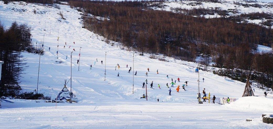 Где кататься на лыжах  и сноуборде: Курорты России и ближнего зарубежья. Изображение № 2.