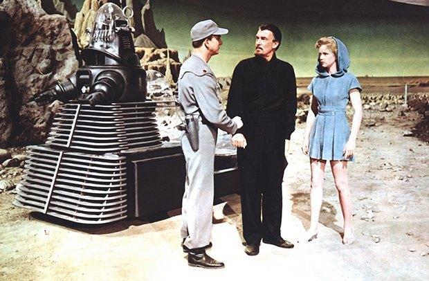 «Запретная планета», 1956. Изображение № 5.