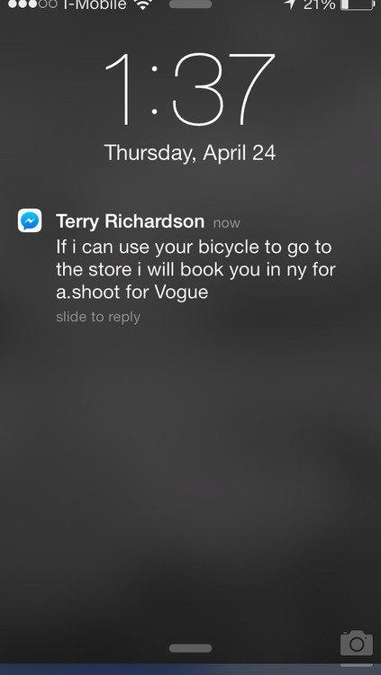 Появился тумблог «Помоги Терри Ричардсону». Изображение № 6.