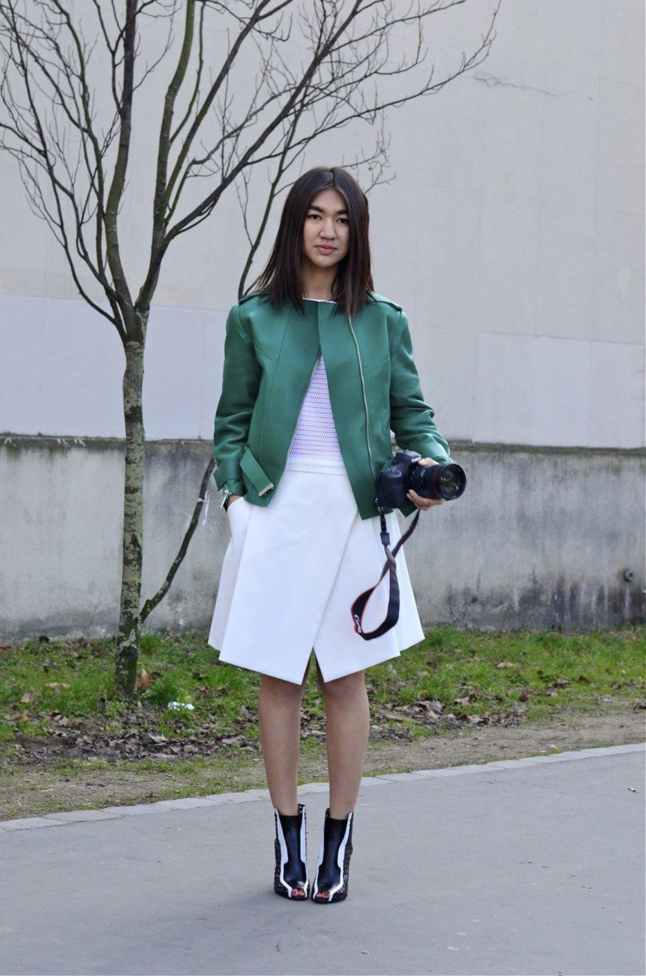 Гости Парижской недели моды FW13, часть 1. Изображение № 18.