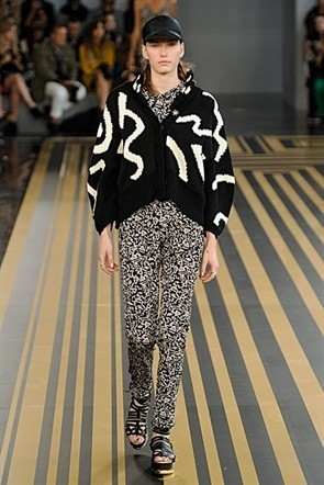 London Fashion Week: Topshop Unique, Acne и Marios Shwab. Изображение № 6.
