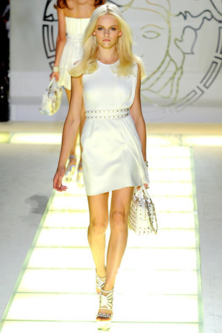 Milan Fashion Week: показ Versace SS 2012. Изображение № 8.