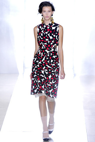 Milan Fashion Week: Показ Marni SS 2012. Изображение № 19.