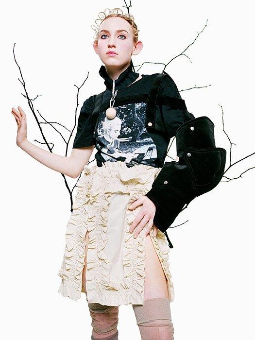 Украинские фотографы Synchrodogs сняли лукбук для Леди Гаги. Изображение № 12.