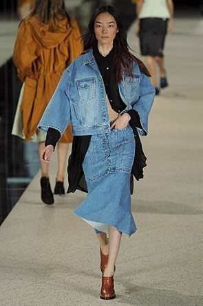 London Fashion Week: Topshop Unique, Acne и Marios Shwab. Изображение № 27.