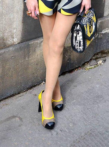 Мадемуазель Юлия, японская певица. Изображение № 9.