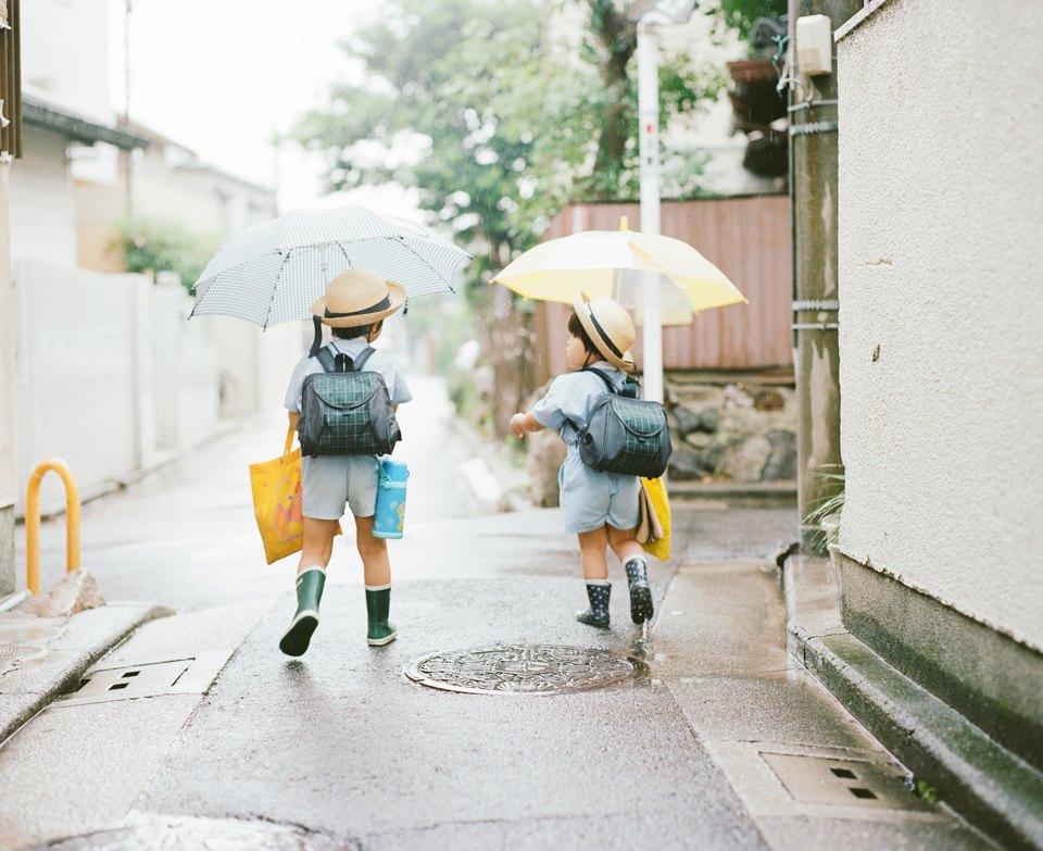 «Хару и Мина»: Летопись детства. Изображение № 6.