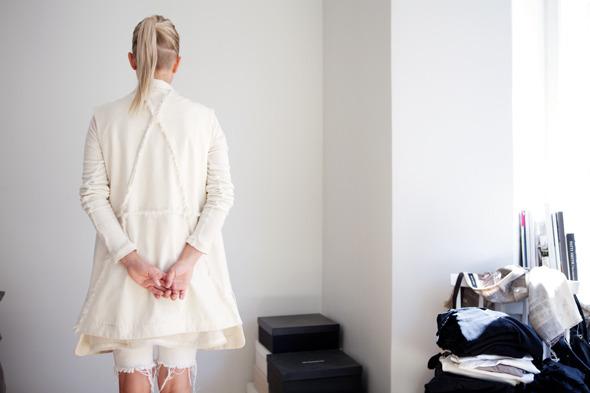 Анна Песонен, младший редактор моды финского журнала SSAW. Изображение № 15.