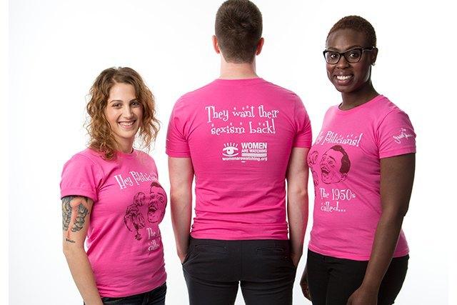 Скарлетт Йоханссон поддержала идею планирования семьи футболкой. Изображение № 1.