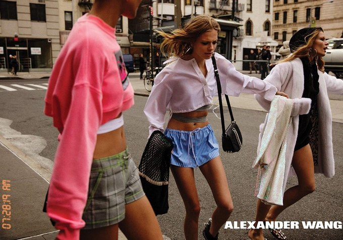 Alexander Wang посвятили рекламную кампанию похмельному утру. Изображение № 9.