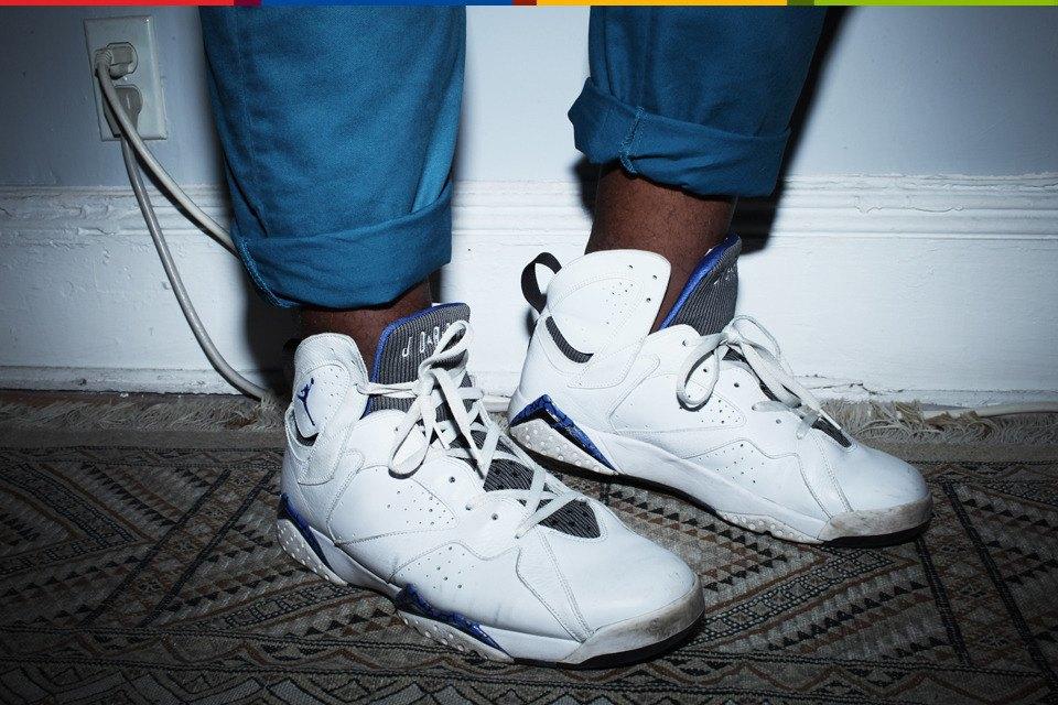 Сникерхед из Нью-Йорка: Крис Грейвс о своей коллекции кроссовок. Изображение № 3.
