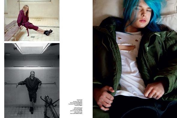 Новые лица: Эрик Андерссон, модель. Изображение № 9.